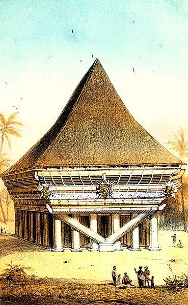 Arsitektur Vernakular Indonesia Arsitek Medan Raft Origin