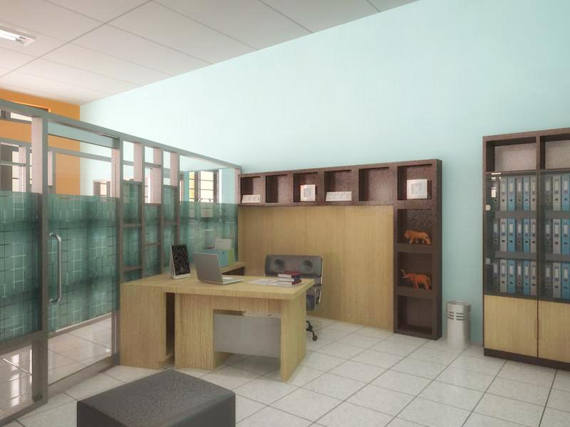 Ruang Kepala Departemen