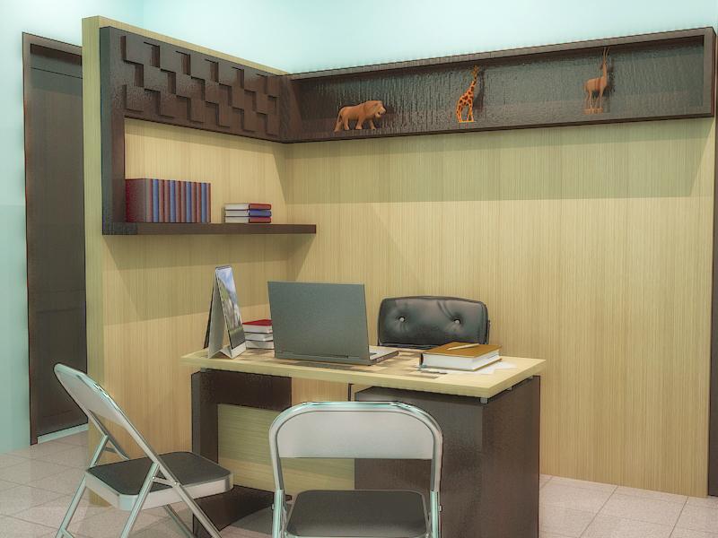 Ruang Kepala Program Studi Pasca Sarjana (Spesialis)