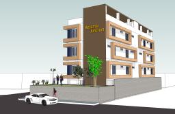 Desain Apartment Modern
