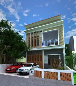 Desain Fasade Rumah