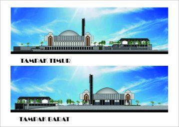 Sayembara Masjid Tebing Tinggi 4