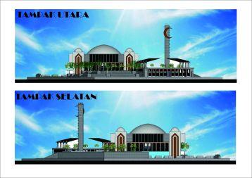 Sayembara Masjid Tebing Tinggi 3