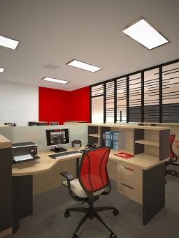 Desain Interior Kantor Pabrik