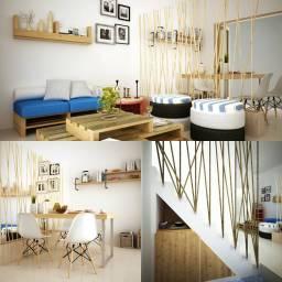 Desain Interior Rumah Nuansa Natural