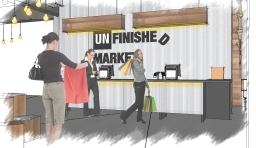 Desain Unfinished Market
